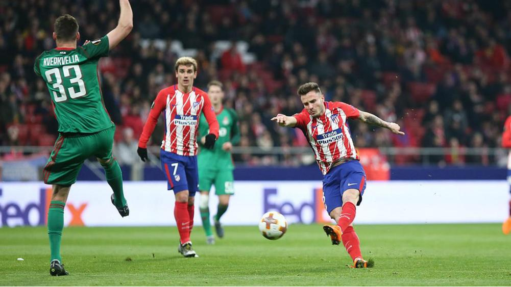 Atletico Madrid coach Simeone pleased with Euro win, Werner debut