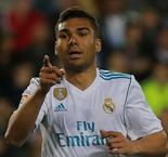 Real Madrid 2 Malaga 1- Los Blancos move into third with goals from Isco & Casemiro