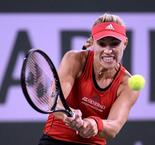 Indian Wells: Halep, Kerber ease through as Wozniacki exits