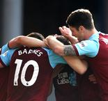 Spurs undone by late loss at Burnley