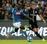 Napoli Come From Behind For 1-1 Draw With PSG