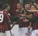 AC Milan 1 Crotone 0: Bonucci off the mark for Rossoneri