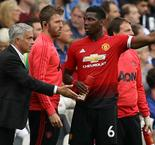 Pogba v Mourinho spat is 'exaggerated', says Deschamps