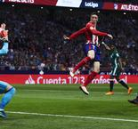 Atletico Madrid 0 Real Betis 0: More concerns for Simeone ahead of Europa League