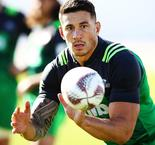 Williams cleared for Bledisloe Cup opener