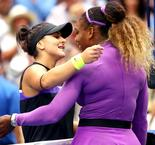 Andreescu thankful for post-match chat with Serena