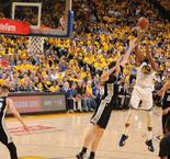 NBA - Play-offs/1er tour: Golden State tient son rang, Philadelphie s'affirme