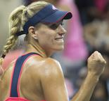 Caroline Wozniacki And Angelique Kerber Make US Open Quarter-Finals