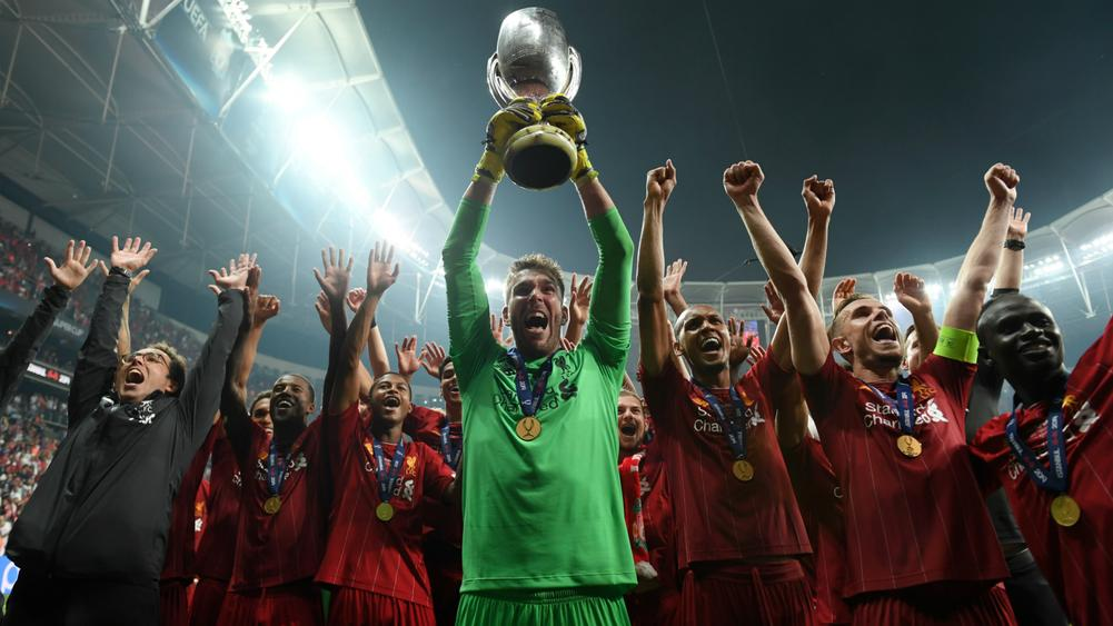 Liverpool Close In On Barcelona & AC Milan's Super Cup