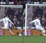 Was Cristiano Ronaldo's penalty actually a volley?