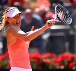 Sharapova claims 3rd Rome title