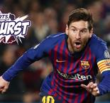 Sports Burst - Barcelona On The Brink