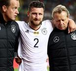 Mustafi faces lengthy injury lay-off