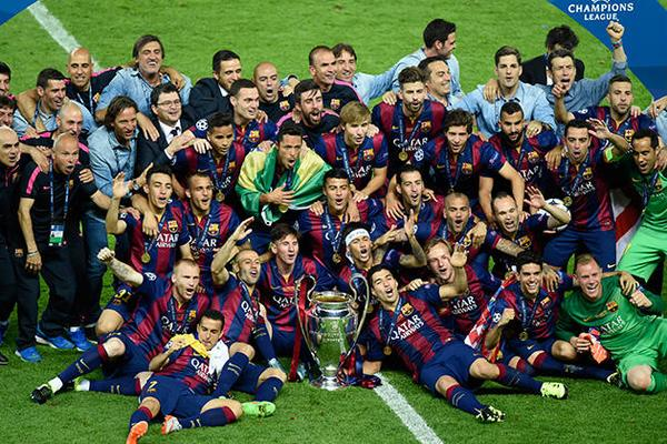 Barcelona (2014-15 Champions League)