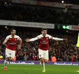 Premier league: Arsenal 1 Huddersfield Town 0
