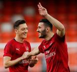 Arsenal Drop Ozil & Kolasinac From Squad Over Security Concerns