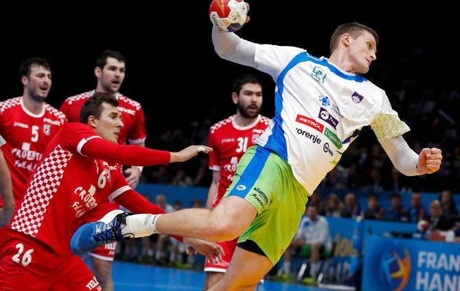 Handball WC 2017 – Slovenia 31 Croatia 30 - beIN SPORTS