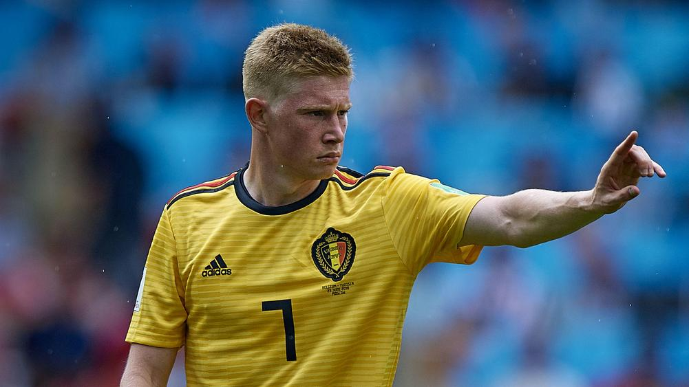 e8977ce643d De Bruyne  not concentrated  on England v Belgium