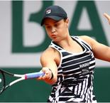 Brilliant Barty into first major semi at Roland Garros