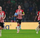 UEFA Champions League- PSV 2 Tottenham 2 - Match Report