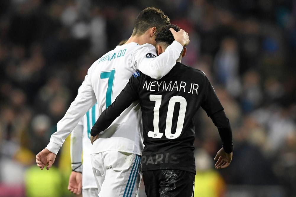Cristiano Ronaldo: Neymar makes Serie A prediction over Juventus transfer