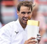 Nadal pulls out of Cincinnati after winning Rogers Cup