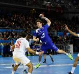 Handball WC 2017 – Iceland 22 Tunisia 22
