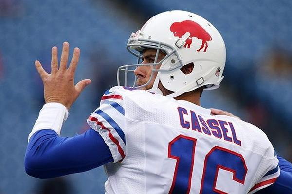 Cowboys trade for Bills QB Matt Cassel after Tony Romo injury