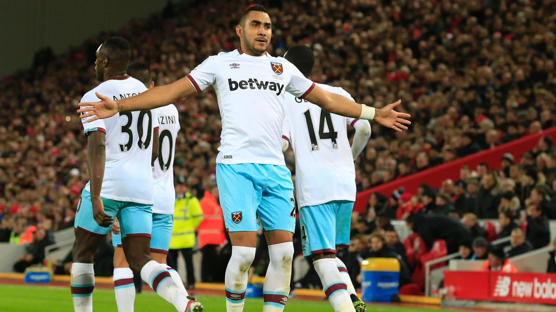 Andy Carroll Takes Swipe At Dimitri Payet
