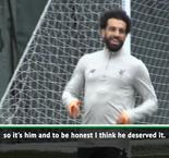 Salah The Best African Player In The World - Kanoute