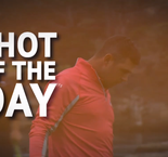 Shot of the Day - Woodland clinches US Open in style