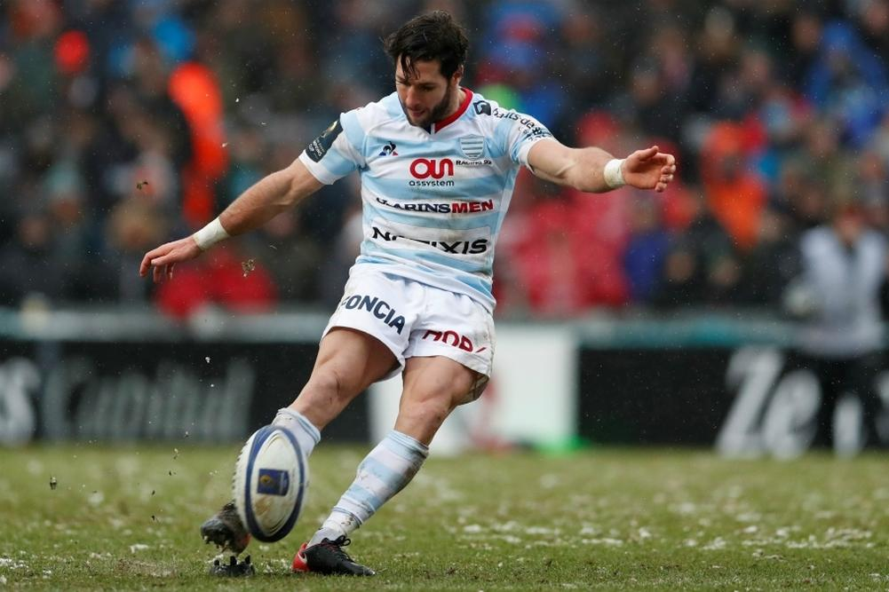 "Racing 92-Machenaud: ""Un gros soulagement"""