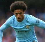 Sane starts for Manchester City in Fulham clash
