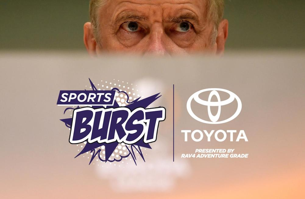 Sports Burst – Arsenal Seek San Siro Low Point