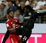 Bayern Munich confirm no ligament damage for Alaba