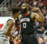 NBA : Harden sauve la mise à Houston