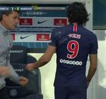 Cavani Comes Off Injured After Converting Penalty For PSG