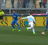 Dries Merten's incredible free-kick for Napoli