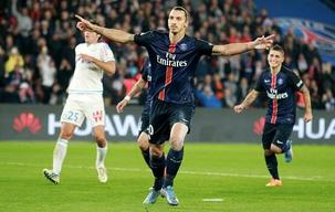 Ligue 1: PSG 2 - 1 Marseille