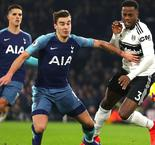 Fulham 1 Tottenham 2: Winks heads late winner after Alli injury