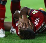 Fresh ankle scare for Coman in Bayern's season opener
