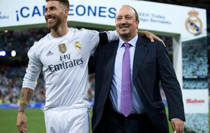 Ramos cools the controversy between him and Benitez