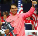 Nadal revels in 'unbelievable' year