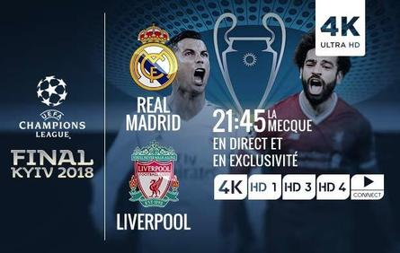 Finale Ligue des Champions - Real Madrid vs Liverpool