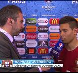 "Guerreiro : ""On manque de chance"""