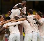 Watford 1 Manchester United 2: Lukaku and Smalling end hosts' 100 per cent start