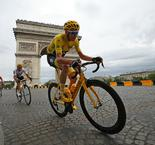 Froome in intensive care after going 'from 54km/h to a dead stop' - Brailsford