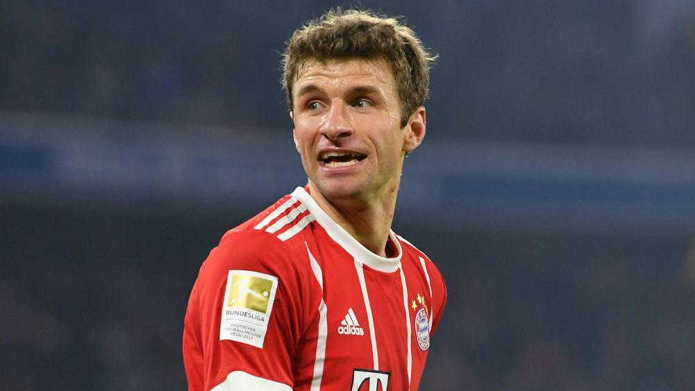 Bayern Star Muller Offers No Guarantees On Long Term Future