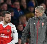 Wenger was convinced Ramsey would stay at Arsenal