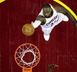 NBA - Top 10 des Finals : Curry et LeBron flamboyants